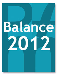 Enlace a documento PDF de Balance 2012