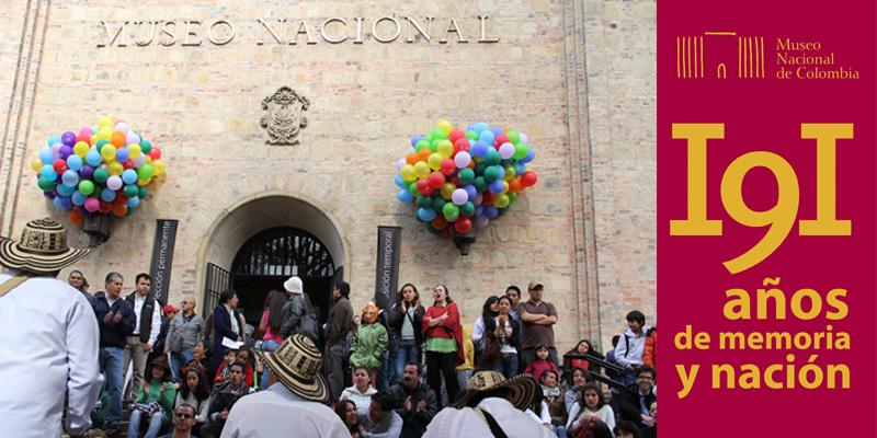 El Museo Nacional de Colombia celebrará sus 191 años